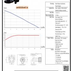 SPM 40/10 - 220 SMALL F İNV